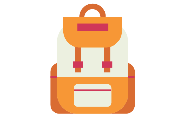 School backpack, school backpack, schoolbag, school bag,