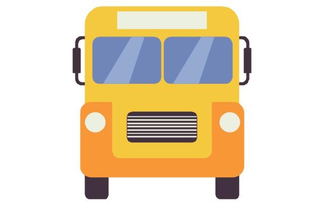 School bus, school bus,