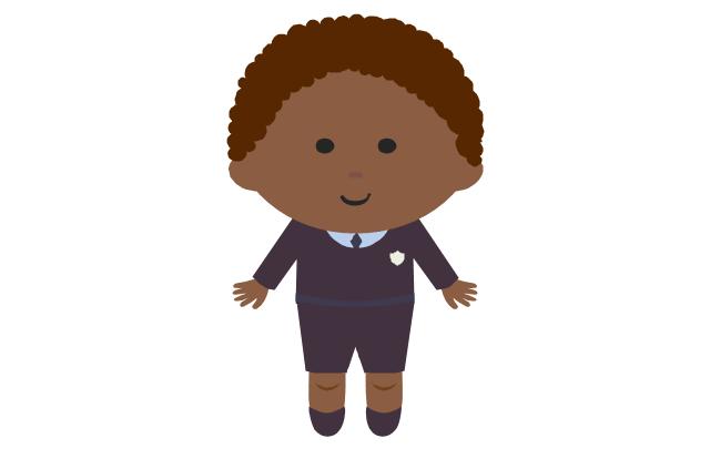 Schoolboy - african, schoolboy, pupil,