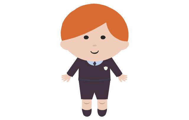 Schoolboy - caucasian, schoolboy, pupil,