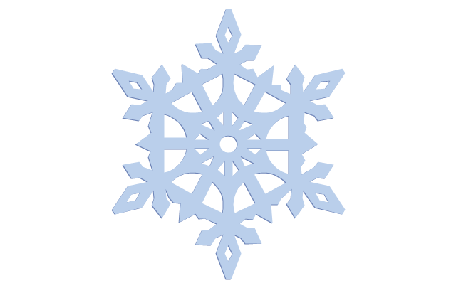Snowflake, snowflake,