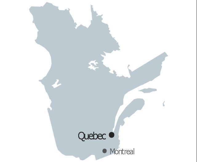 Geo Map  Canada  Nunavut   Geo Map  Canada   Geo Map