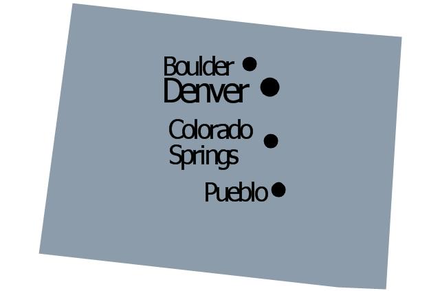 Colorado, Colorado,