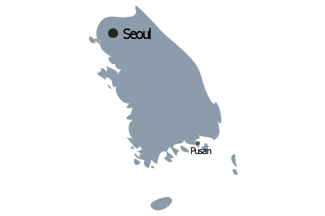 South Korea, South Korea,