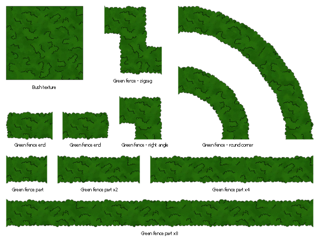 Green fence clipart, green fence, bush texture, green fence,
