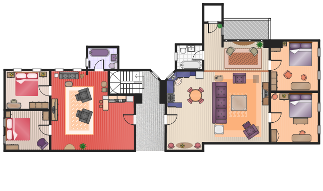 Friends Tv Show Apartment