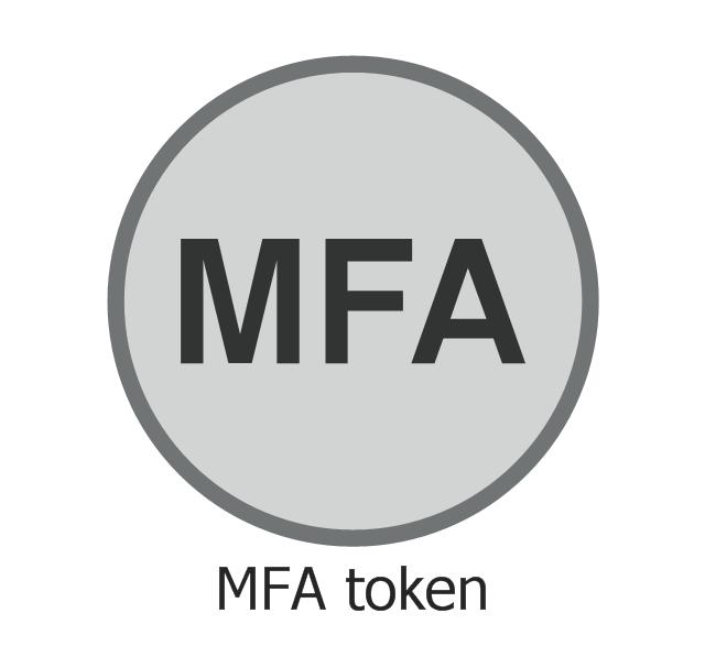 MFA token, MFA token,
