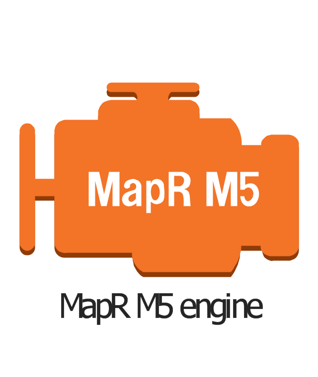 MapR M5 engine, MapR M5 engine,
