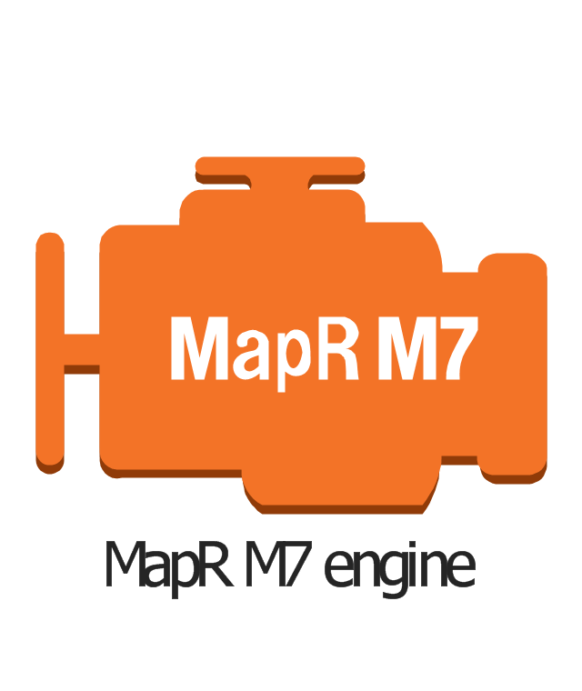 MapR M7 engine, MapR M7 engine,
