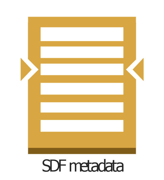 SDF metadata, SDF metadata,