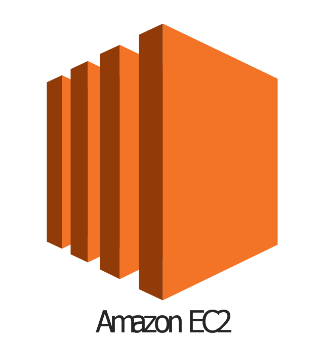Aws Compute And Networking Vector Stencils Library