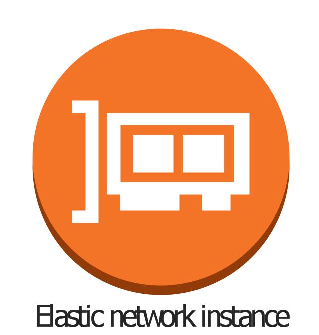 Elastic network instance, elastic network instance,