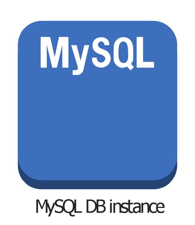 MySQL DB instance, MySQL DB instance,