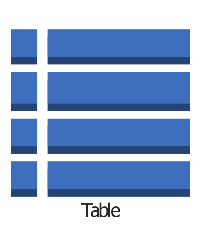 Table, table,