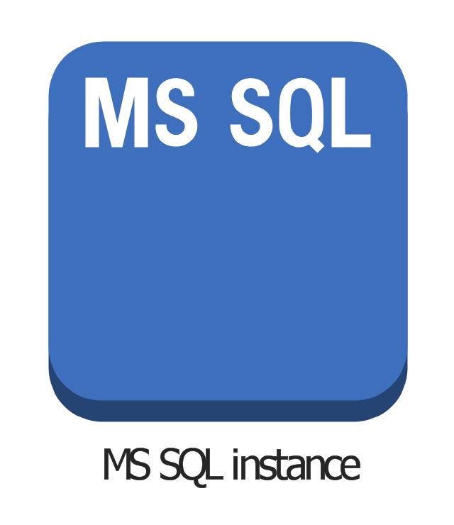 MS SQL instance, MS SQL instance,
