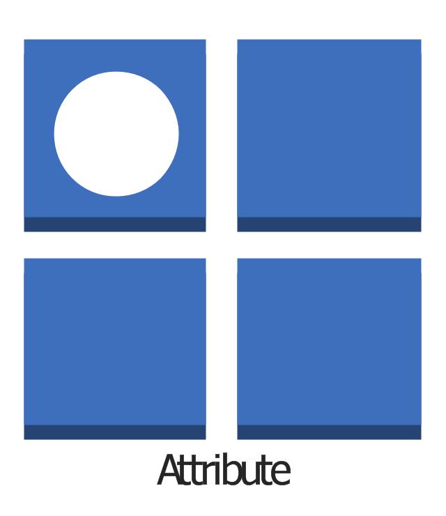 Attribute, attribute,