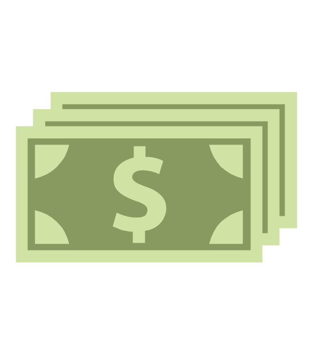 Banknotes, banknotes,