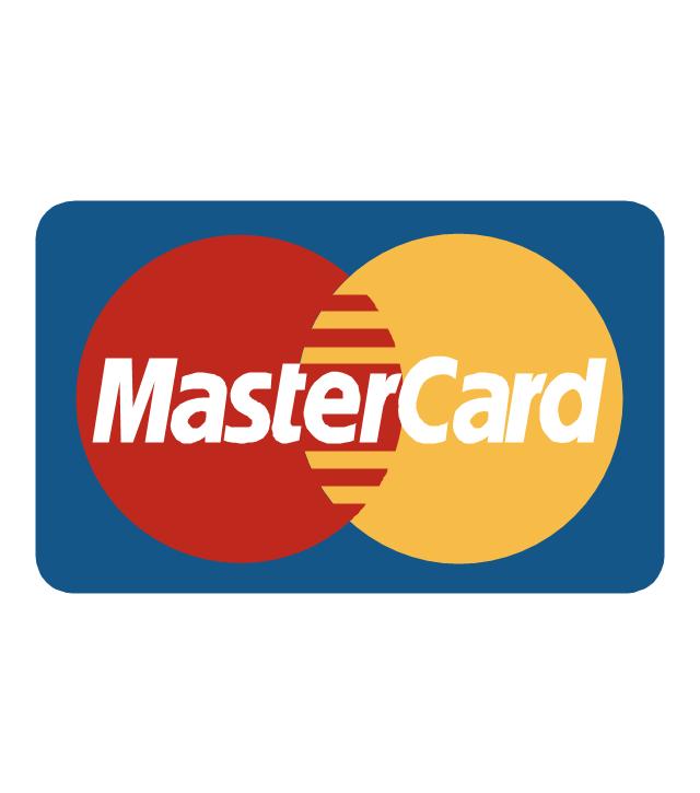 Credit card Master, Master credit card,