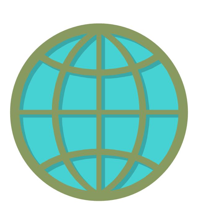 International, international, globe,