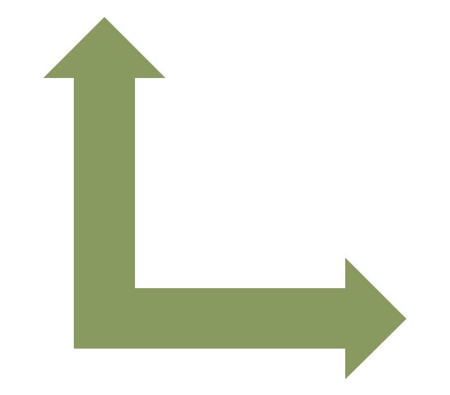 Corner arrow, corner arrow,