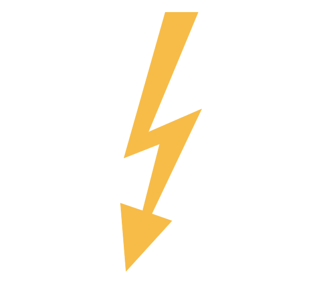 Lightning arrow, lightning arrow,