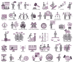 HR icon set, сonflict management, сommunication, сareer ladder, сareer, сapital formation, workplace health and safety, workplace culture, workforce planning, winner, timekeeping, time management, time efficiency, talent acquisition, succession management, staff turnover, smart ideas, skill, retention, problem solving, performance management, partnership, organizational culture, motivation and incentives, leadership, job satisfaction, job performance, increase productivity, incentive compensation management, human resource management, human capital, hierarchical organization, headhunting, global HR, education, dress code, conformance, compensation management, business success, business goals, authority and accountability, attract, achievement, absenteeism, absence management, Labor Unions,