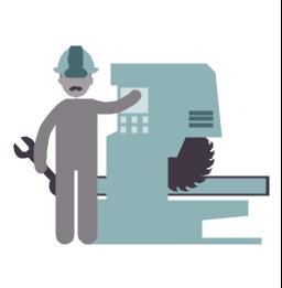 Machine operator, machine operator,