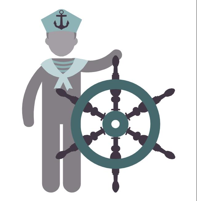Sailor, sailor,