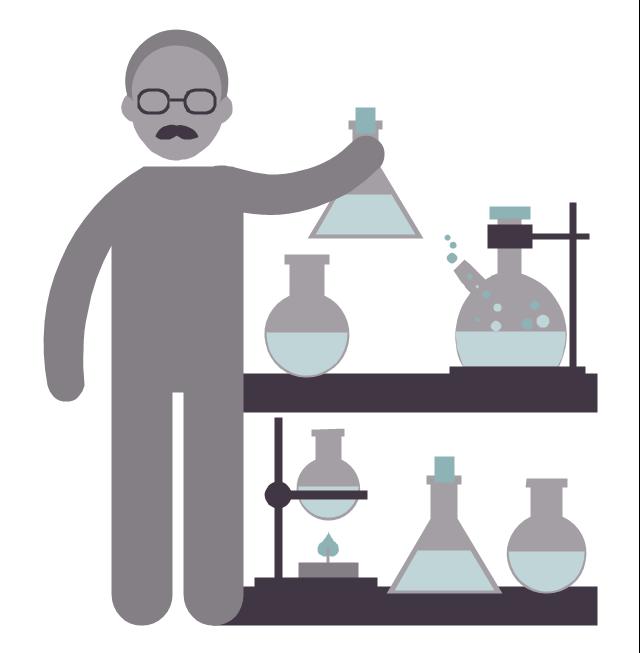 Scientist, scientist,