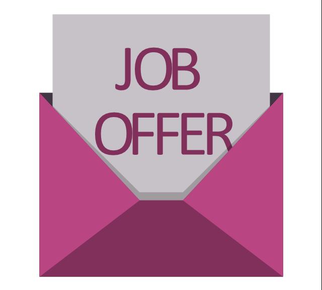 Job offer, job offer,