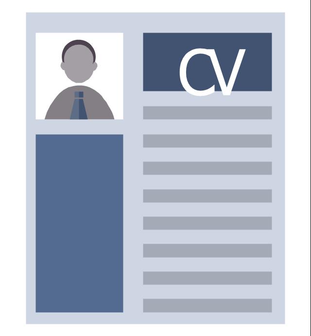 CV (resume, abstract), CV, resume, abstract,