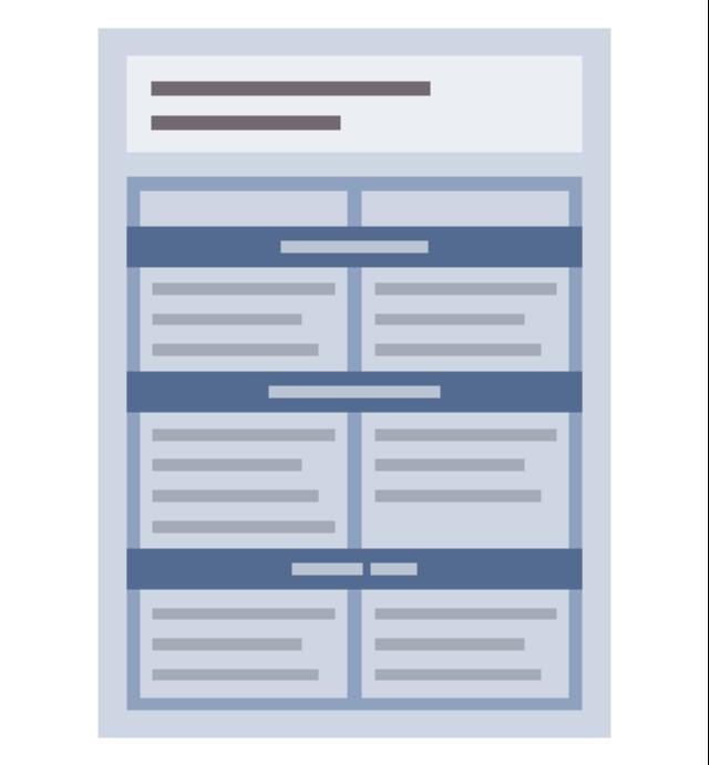 HR workflow - Vector stencils library