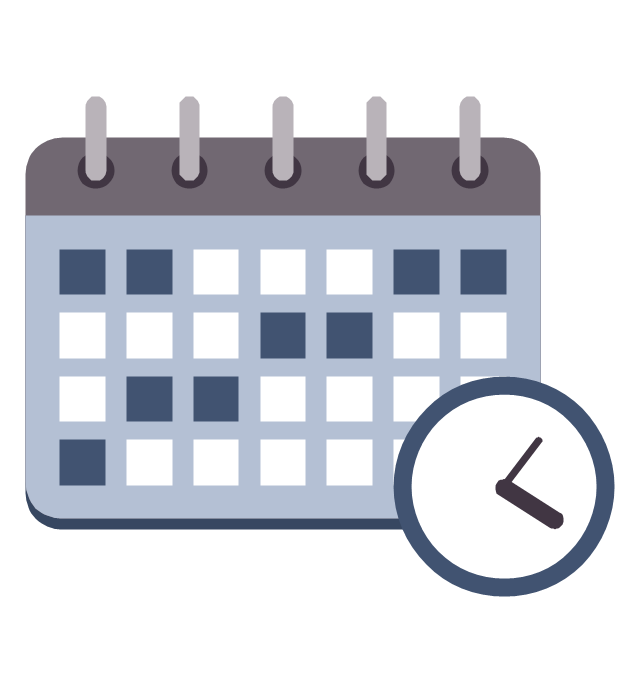 School Schedule Vector - 83686417 : Shutterstock