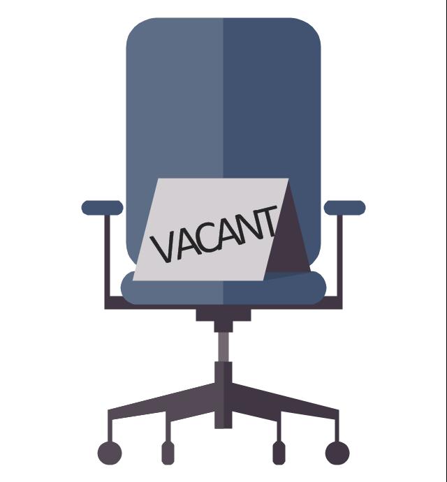 Vacant post, vacant post, vacancy,
