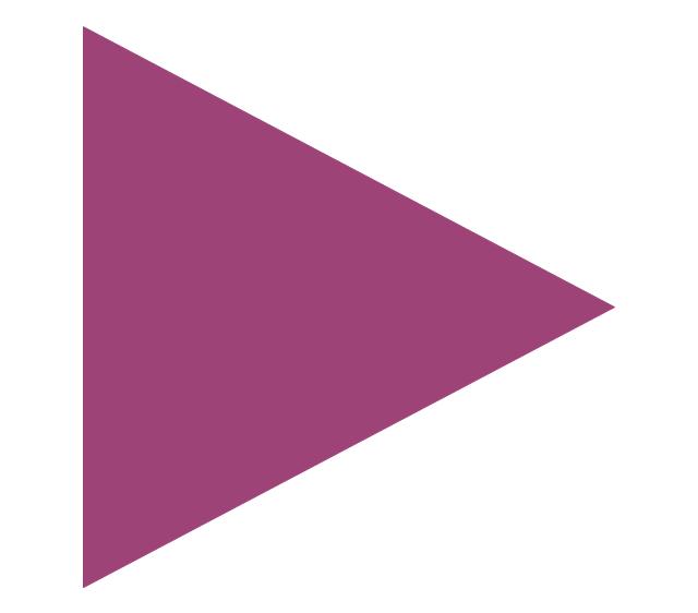 Triangle arrow, triangle arrow,