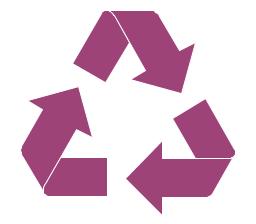Recycling arrows, recycling arrows,