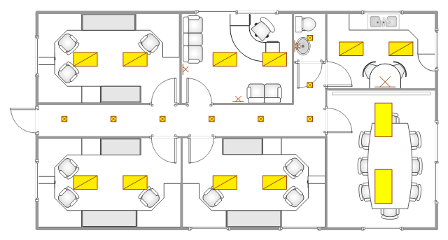 Plumbing And Piping Plans Office Layout Plans Office