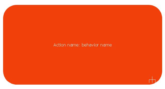 Call behavior action, call behavior action, action,