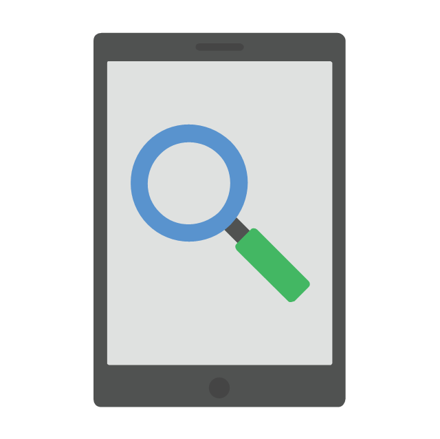 Mobile searching, mobile searching,