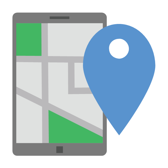 Mobile map, mobile map,