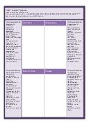 SWOT matrix template, SWOT matrix, SWOT, SWOT analysis,