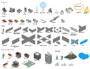 Vehicular network diagram symbols, truck, tree, traffic light, taxi, ship, satellite dish, satellite, router, road, river, radio tower, office building, mountain, mote, man, laptop, computer, notebook, lake, in-vehicle station, house, high rise block, fir tree, factory, elevated, crossroads, coverage area, cloud, internet, cell tower, cell phone, car, bungalow, bridge, block, antenna, airport, airplane, PC, IP phone,
