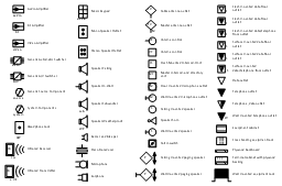 Audio Video Schematic Symbols
