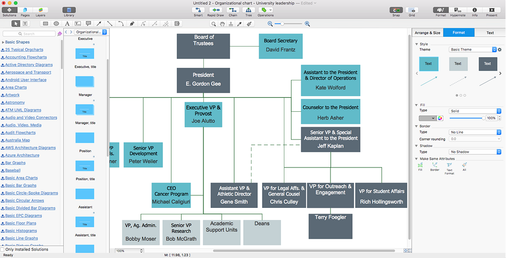ConceptDraw DIAGRAM v12