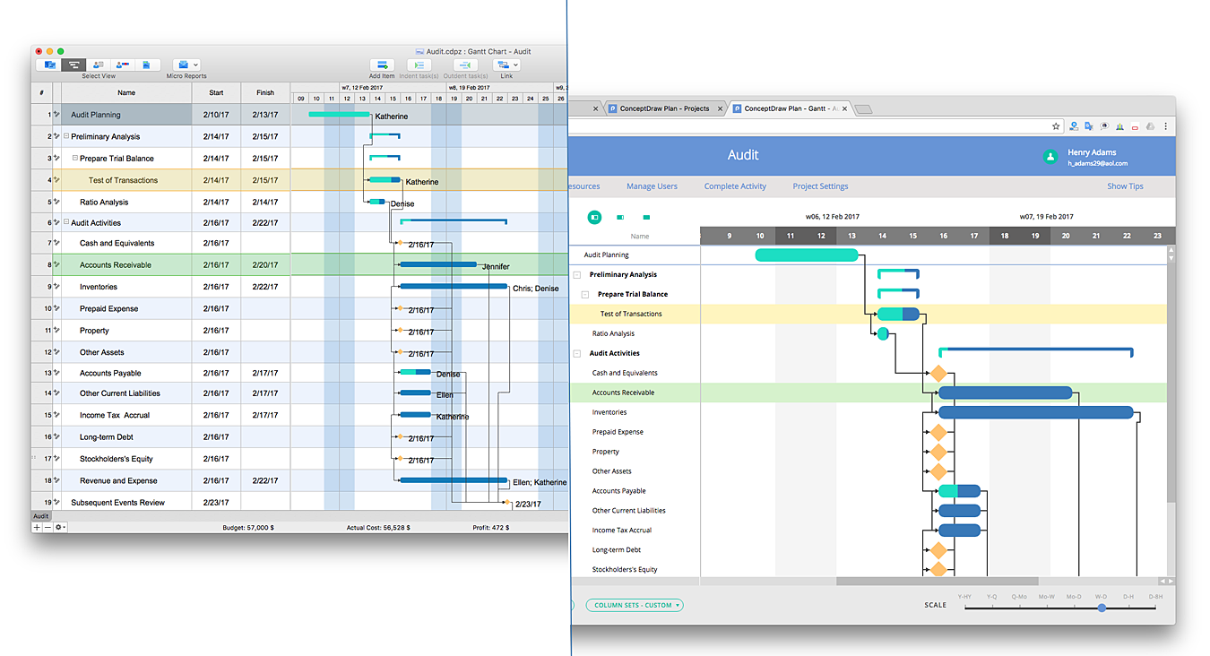 ConceptDraw PLAN